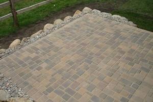 Photo #1: Pavers and Decks, Bricks, Driveways