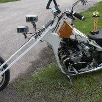 Photo #7: Old skool Custom choppers...