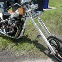Photo #3: Old skool Custom choppers...