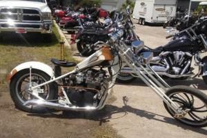 Photo #2: Old skool Custom choppers...