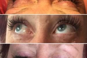 Photo #1: Eyelash extensions - Classic $60
