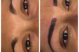 Photo #11: CELEBRITY BROWS! REAL 3D BROWS!