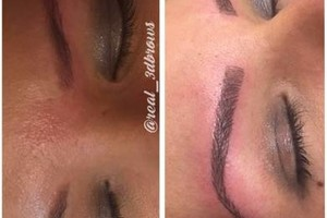 Photo #8: CELEBRITY BROWS! REAL 3D BROWS!