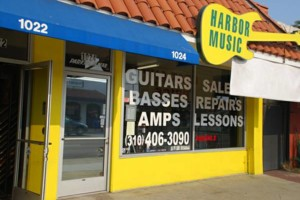 Photo #1: Electric & Acoustic Guitar Lessons with Jim Harbor Music (All Ages)