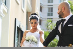 Photo #1: $500 - PROFESSIONAL WEDDING PHOTOGRAPHY - UP TO 4 HOURS