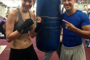 Photo #1: BOXING OR KICKBOXING WORKOUT