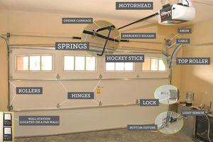 Photo #1: Garage Door Installer & REPAIR