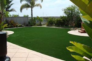 Photo #1: Artificial Grass & Synthetic, Turf Installations. Great Prices!!!