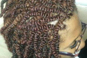 Photo #1: Braids, Twists, Cornrows