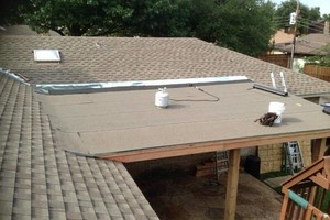 Photo #1: ROOFING AND LEAKS AT THE BEST PRICE!!!!!!