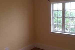 Photo #1: Drywall hanging, taping, sanding texture.