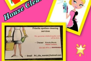Photo #1: House cleaning by Priscila Morais