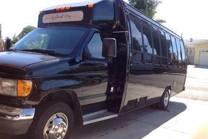 Photo #1: PARTY BUS/ 23 passenger/ $79/hr+ (50 psgr bus also avail.)