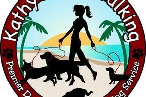Photo #1: Kathy's Dog Walking & Pet Sitting
