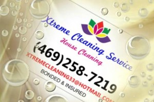 Photo #1: XTREME CLEANING SERVICE(house cleaning)