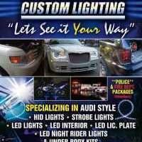 Photo #1: Toney's Custom Lighting Services HID & LED