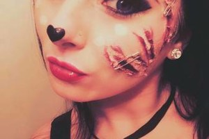 Photo #1: Halloween Make Up