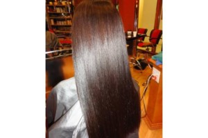 Photo #1: 300 for Japanese Straightening