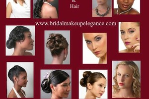 Photo #1: Makeup Artist/Hair Stylist will travel to your location