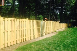 Photo #1: Fence Installation (all kinds) Vinyl/ Aluminum /Wood
