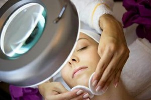 Photo #1: Best Organic deep pore cleaning facial for$49(Reg$100) Galina Hair Salon