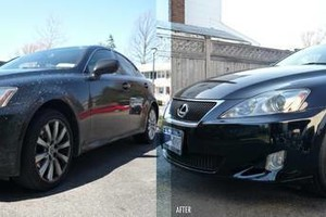 Photo #1: PROFESSIONAL MOBILE CAR WASH, WAX, DETAIL ONLY $49