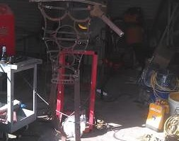 Photo #1: Welding open, we fix your broken metal items!