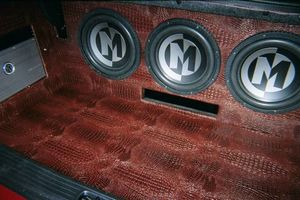 Photo #1: CAR AUDIO INSTALLER. SAVE MONEY! 12-volt products in autos and boats