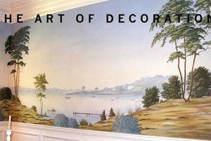 Photo #1: AFFORDABLE DECORATIVE MURALS