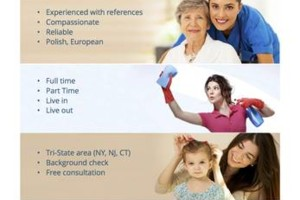 Photo #1: Help Finder. Polish and European Caregivers/Companions/Aides