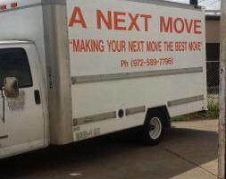 Photo #1: Next Move. Moving/labor