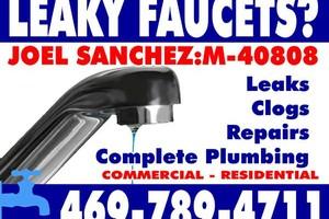 Photo #1: Leaky Faucets, faucet leaks, drain clogs, kitchen sinks, plumbing fix
