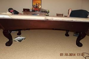 Photo #1: MASTER POOL TABLE MOVER 30 YRS EXP - CERTIFIED AND INSURED - FREE QUOT