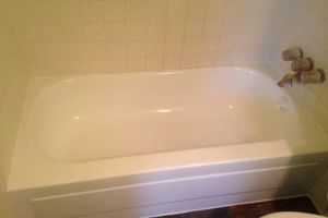 Photo #1: Bath tub Resurfacing