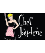 Logo Chef Jaydene & Delectable Creations