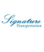 Logo Signature Transportation