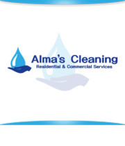 Logo Alma's Cleaning Services