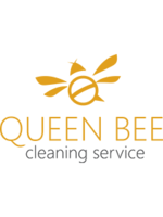 Logo Queen Bee Cleaning Service