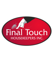 Logo Final Touch Housekeepers