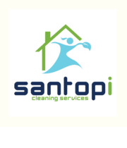 Logo Santopi Cleaning Services