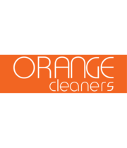 Logo Orange Cleaners