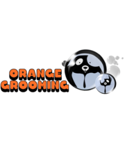 Logo Orange Grooming