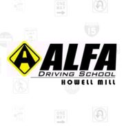 Logo ALFA Driving School