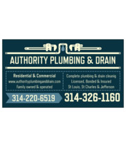 Logo Authority Plumbing and Drain