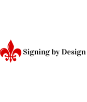 Logo Signing By Design