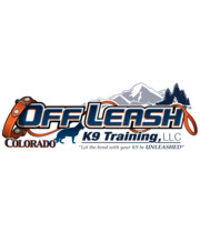 Logo Off-Leash K9 Training Colorado
