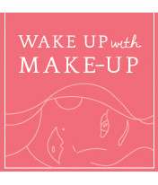 Logo Wake Up With Make-Up