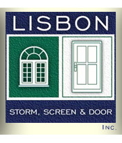 Logo Lisbon Storm Screen & Door