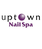 Logo Uptown Nail Spa