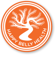 Logo Happy Belly Health